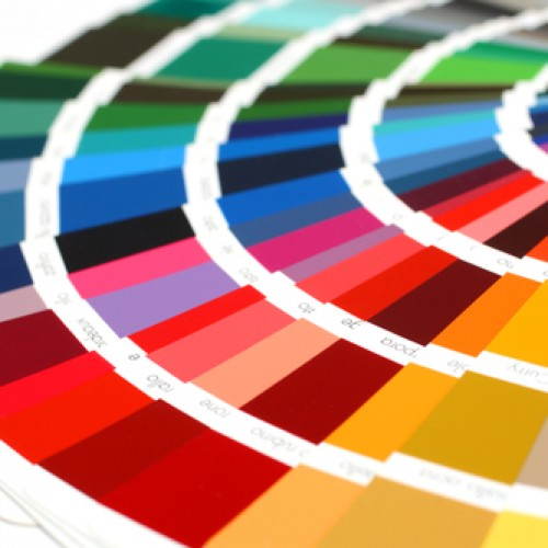 product labeling colors