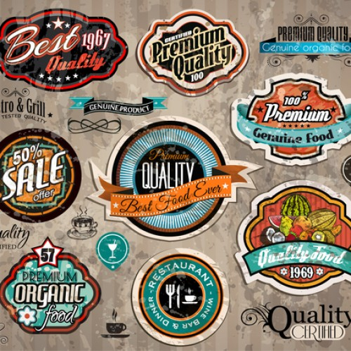 evolution of product labeling