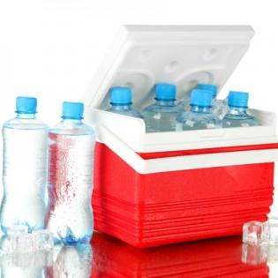 Labeling mini bottles