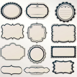 print your own labels