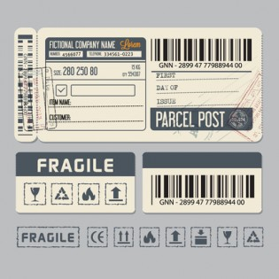 address labels for mailing packages